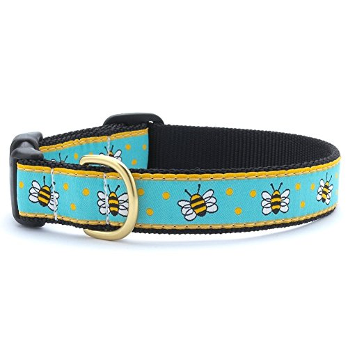 - Up Country BEE-C-L Dog Collar Wide 1 Inch