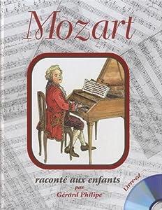 """Afficher """"Mozart raconté aux enfants"""""""