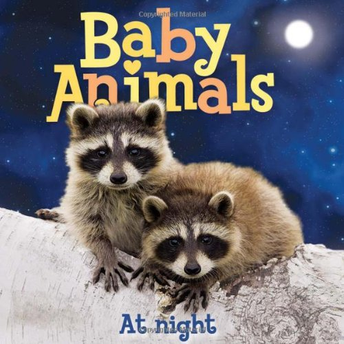 Read Online Baby Animals At Night pdf