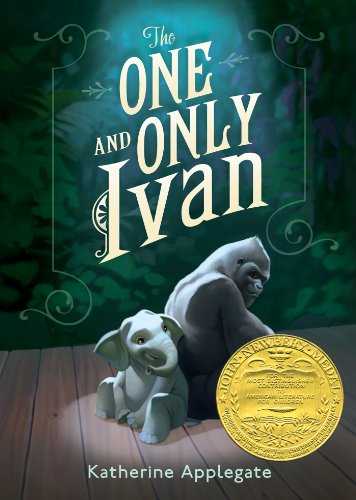 The One and Only Ivan por Katherine Applegate,Patricia Castelao