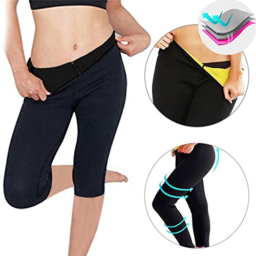 Slimming Capris Thermo Pants Neoprene Sweat Sauna Suit Yoga - Usps Delivery Rates