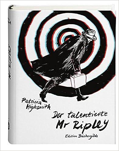 Patricia Highsmith: Der talentierte Mr. Ripley; Homo-Ausgaben alphabetisch nach Titeln
