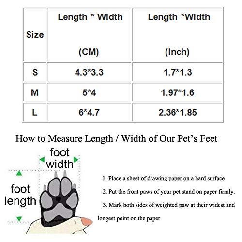 De Pequeñas Yorkie Impermeables Coloridas Mascotas Gato Perro Pu Razas Feidaeu Perros Calcetines Púrpura Lluvia Botas Zapatos Para 5zEx5gq0w