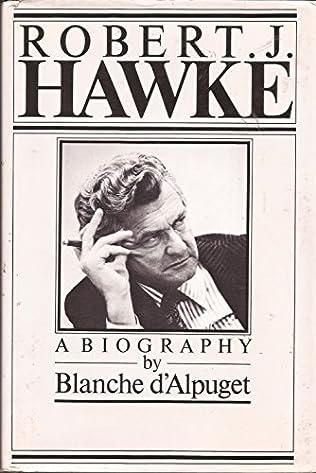 book cover of Robert J. Hawke