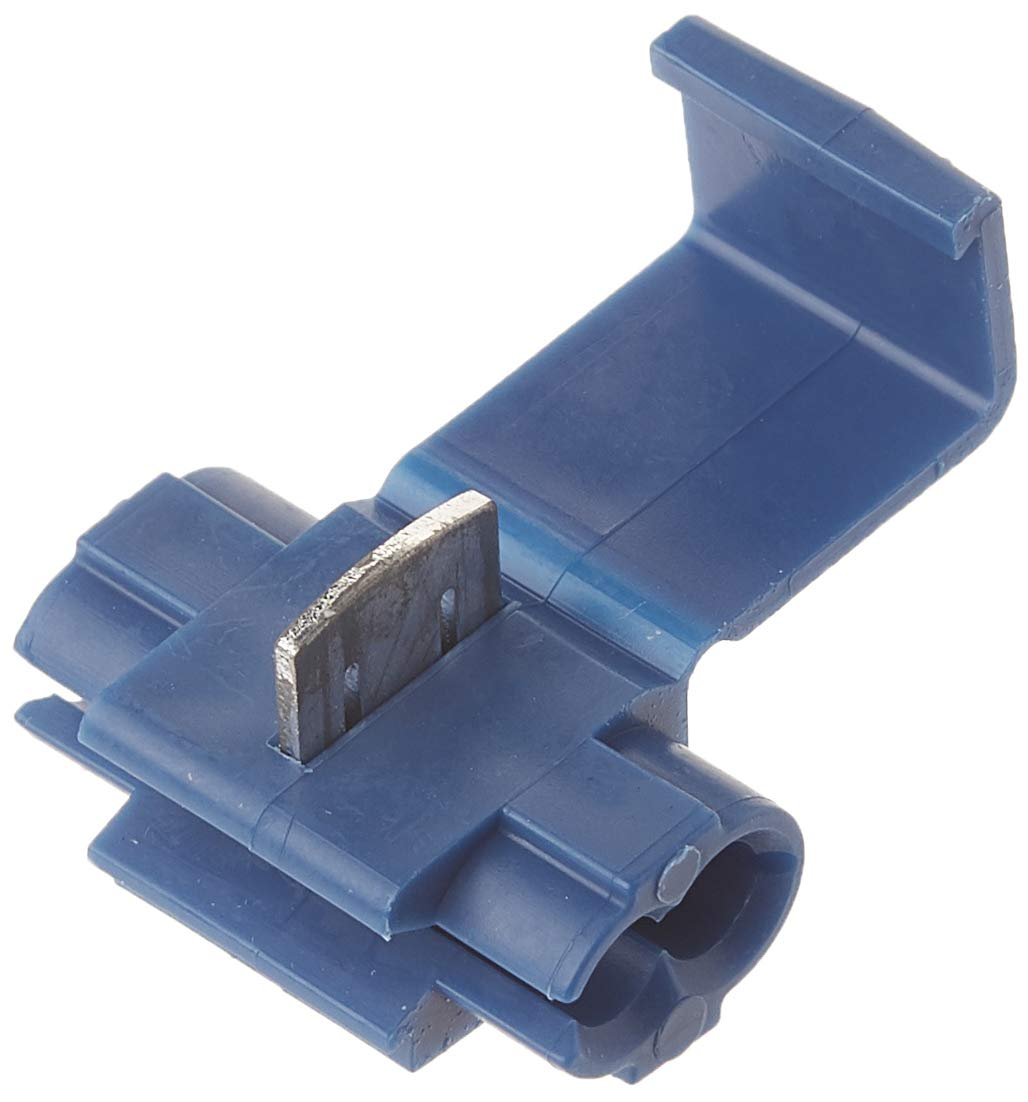 3M(TM) Scotchlok(TM) Electrical IDC Connector 560B, Blue, 18–16AWG solid/stranded, 14AWG stranded, 100ct