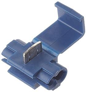 3M(TM) Scotchlok(TM) Electrical IDC Connector 560B, Blue, 18–16AWG solid/stranded, 14AWG stranded, 100ct