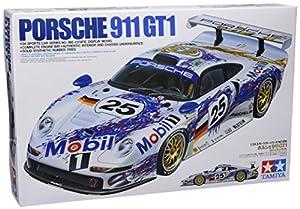 porsche 911 gt1 model car 1 24 tamiya toys games. Black Bedroom Furniture Sets. Home Design Ideas