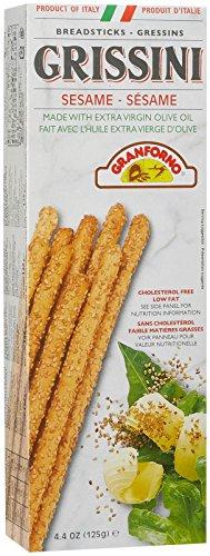Granforno Breadsticks (GRANFORNO BREADSTICK SESAME 4.4OZ)