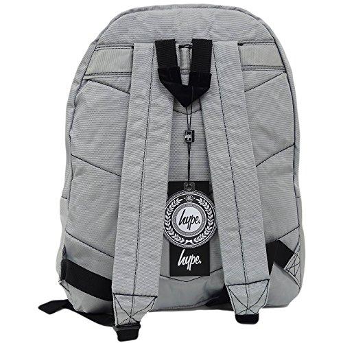 Hype Hype bag (Slate) Multi, Borsa a spalla uomo nero Multi Taglia unica