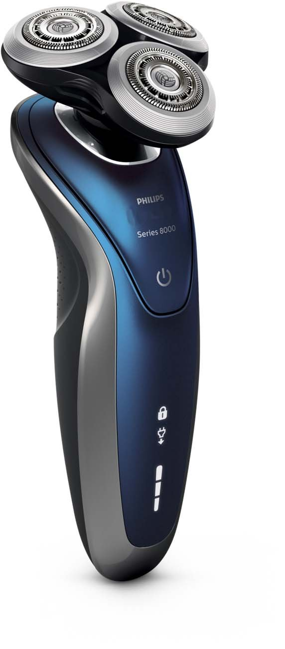 Philips Norelco Electric Shaver 8900 with SmartClean, Wet & Dry Edition S8950/90 by Philips Norelco (Image #2)