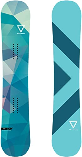VoltSurf All-Mountain Snowboard SINTERED Base