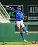 "Jose Reyes Toronto Blue Jays 2015 MLB Action Photo (Size: 8"" x 10"")"