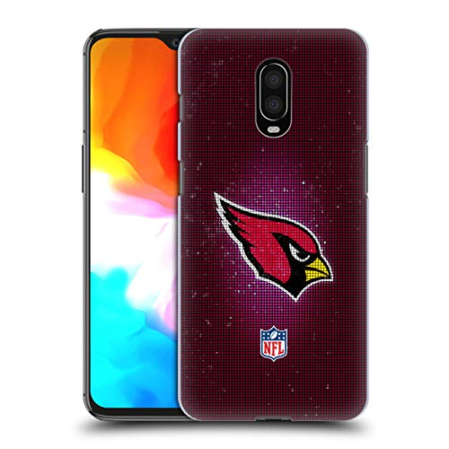 - Official NFL LED 2017/18 Arizona Cardinals Hard Back Case Compatible for OnePlus 6T