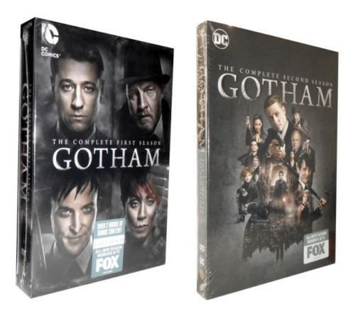 Gotham: The Complete Seasons 1 and 2