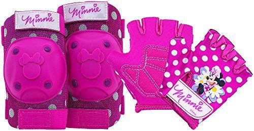 minnie mouse knee pads - 9