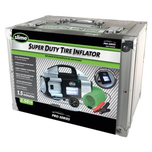 Slime Pro-Series Super Duty Tire Inflator ()
