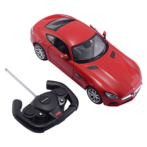 Costzon 1:14 Licensed Mercedes AMG GT RC Car Remote Control Vehicle w/Opening (Mercedes Rc Car)
