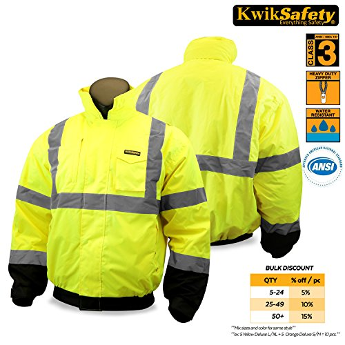 KwikSafety ProThermal Reflective Detachable Construction