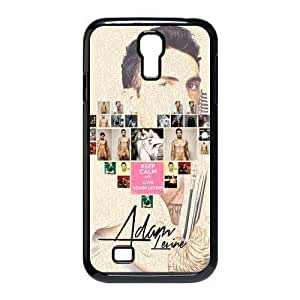 Customize Popular Singer Adam Levine Back Cover Case for Samsung Galaxy S4 i9500