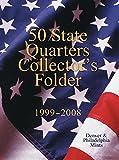 50 State Quarters Collector's Folder: 1999-2008 Denver & Philadelphia Mints