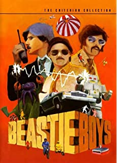 Beastie Boys Licensed To Ill Poster