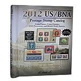 US/BNA Postage Stamp Catalog, Whitman Publishing, 0794836186