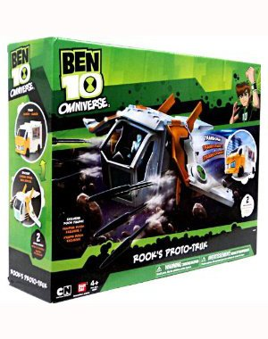 Ben Proto-craft Vehicle from Ben 10
