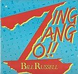 Bill Russell: Zing Zang Zo!! LP VG++/NM Canada Attic KAT 3005