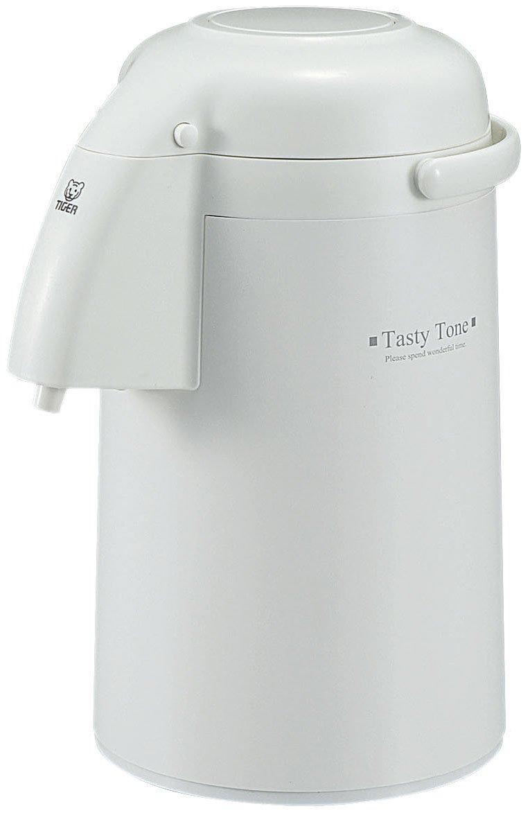 Reducción de precio 2.2L blanco bote de aire PNM-H220-W TIGER en no-take (Japn importacin / El paquete y el manual estn escritos en japons)