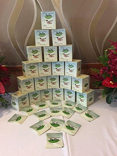 3 box (45 pack - Use 45 days) Trà Thảo Mộc giảm cân Vy & Tea -Vy & Tea - natural herbal tea help weight loss, sleep deep and purifying the body - Moc Natural