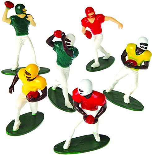 U.S. Toy 2463 Football Figures