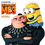 Despicable Me 3 Mini Wall Calendar