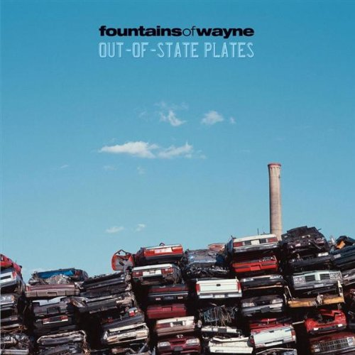 Out-Of-State Plates by Virgin Records