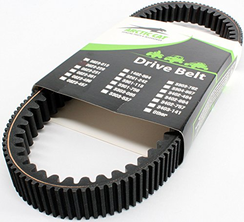 Arctic Cat 2008-2017 ATV UTV Prowler 366 450 500 V-Belt 0823-228 New OEM (Cat 2008 2009)