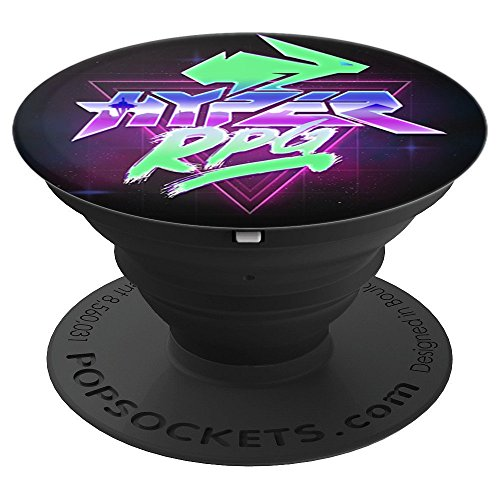 Hyper RPG Classic Pop Socket! - PopSockets Grip and Stand for Phones and Tablets (Best Rpg For Android Phone)
