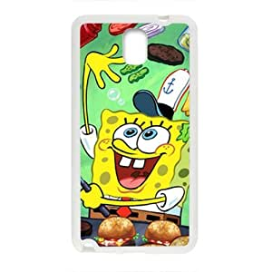 Happy Lovely SpongeBob Cell Phone Case for Samsung Galaxy Note3