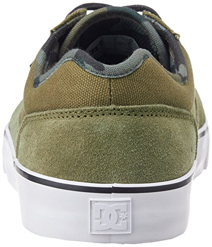Sneakers Dc Uomo Tonik Se Green Verde military Da Shoes wOqO7zA