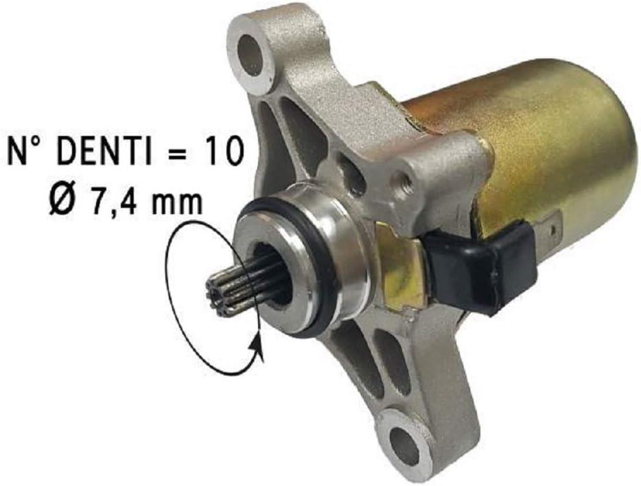 Motor de arranque compatible con Kymco People Agility 50 4 T ...