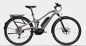 E-bike Flyer TX 7.00 nuevo Talla HM (50 cm) 11 Ah 8 G, motor de Bosch, amortiguación: Amazon.es: Deportes y aire libre
