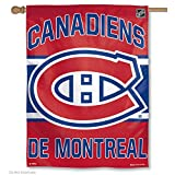 WinCraft Montreal Canadiens NHL 27''x 37'' Banner,blue