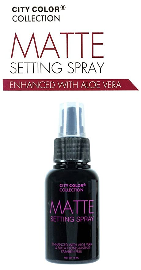 CITY COLOR Matte Setting Spray