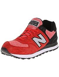 New Balance Men's ML574 Sweatshirt Pack Running Shoe