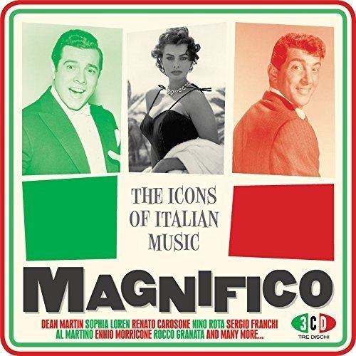 VA - Magnifico The Icons Of Italian Music - IT - 3CD - FLAC - 2016 - NBFLAC Download