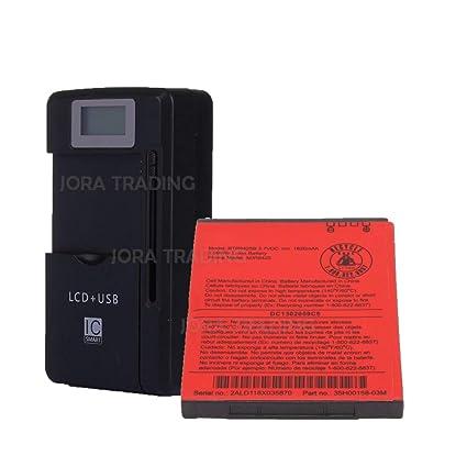Amazon.com: Generic BTR6425B - Batería estándar para rezound ...