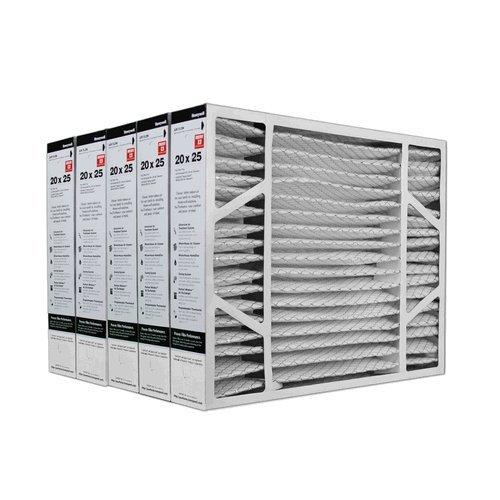 20 x 25 x 5 air filter honeywell - 4