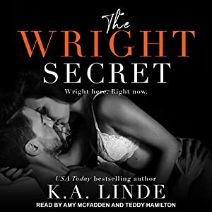 The Wright Secret Hörbuch