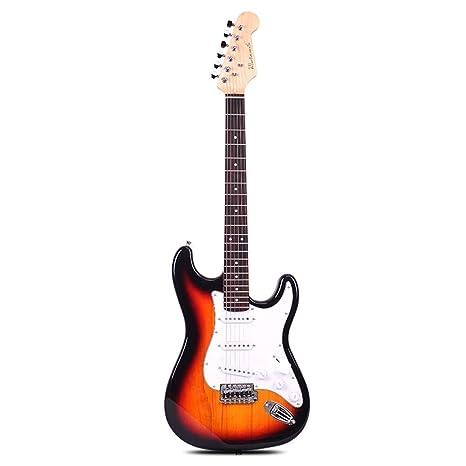 Boll-ATur Guitarra eléctrica for principiantes Juego de guitarra ...