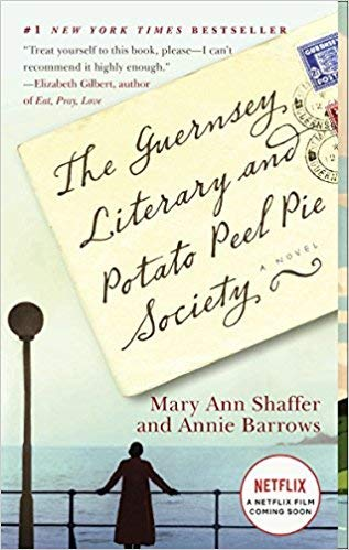 [By Mary Ann Shaffer ] The Guernsey Literary and Potato Peel Pie Society (Paperback)【2018】by Mary Ann Shaffer (Author) (Paperback)