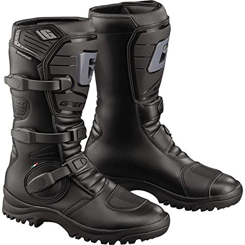Gaerne G-Adventure Boots (12) (BLACK) from Gaerne