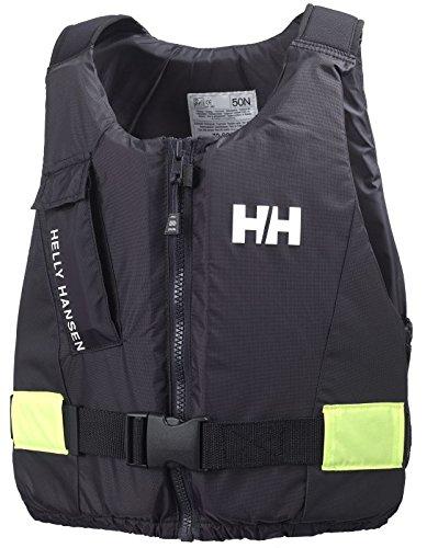 Helly Hansen Rider Vest Buoyancy Aid - Ebony, 30 to 40 Kg